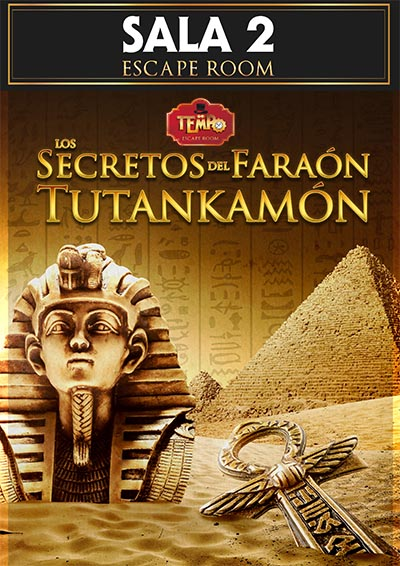 sala egipto tutankamón