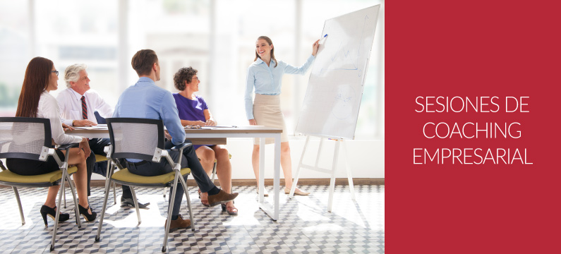 Sesiones de Coaching Empresarial en Sevilla