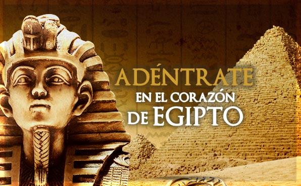 sala de los secretos de Tutankamón